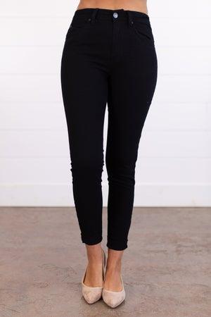 sku15257   Dream High Rise Skinny Jean