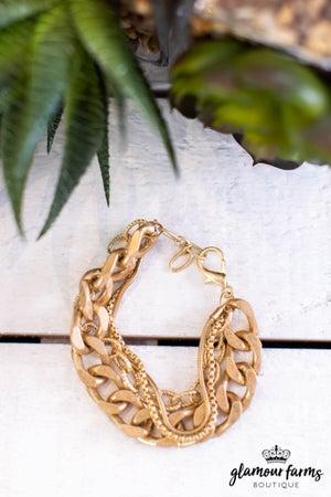 sku13953 | Chunky Bracelet Set