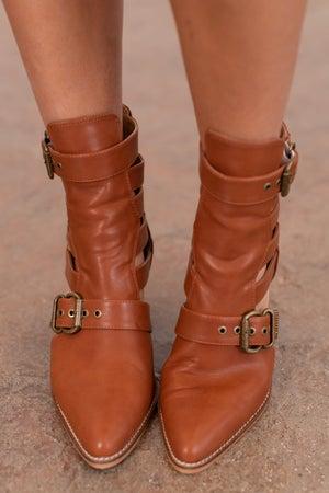 sku16085 | Robin Double Buckle Boot