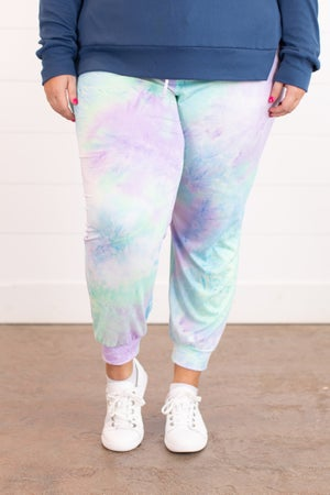 sku16564 | **Daily Deal** Tie Dyed Joggers