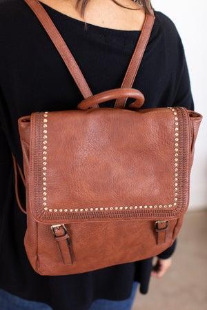 sku17154   Studded Backpack
