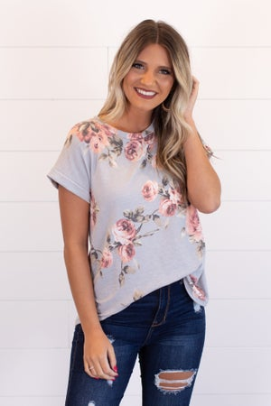 15539 | Flowered Top