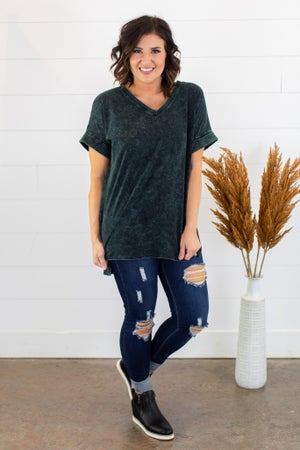 sku15215 | Mineral Washed Tee