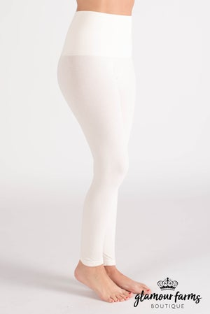 sku013m | Ahh-mazing Tummy Tuck Crop Legging