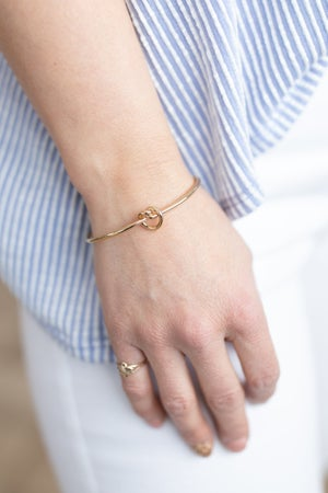 sku18601   Braided Cuff Bracelet