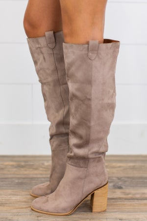 sku15271 | Saint Knee High Boot