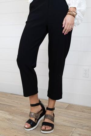 sku18479 | Pull-On Ankle Pants