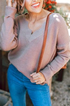 sku16532   Scalloped Edge Sweater