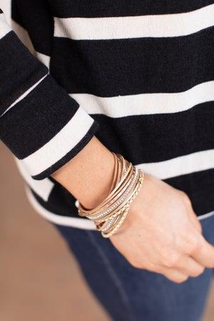 sku16242 | Layered Wrap Bracelet