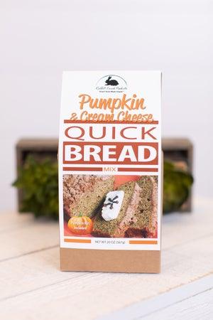 sku17986 | Pumpkin Cream Cheese Quick Bread Mix