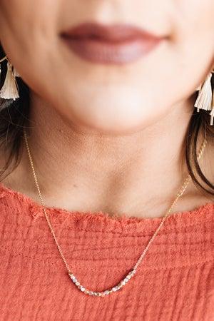 sku18596 | Multi Beaded Necklace