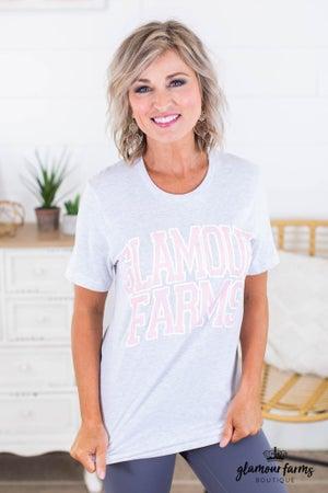 sku14721 | Glamour Farms Graphic Tee