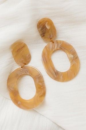 sku19429 | Acrylic Dangle Earrings