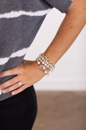 sku15651 | Glass Beads Bracelet