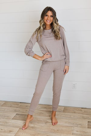 sku19415 | **Daily Deal** Top Stitch Pullover