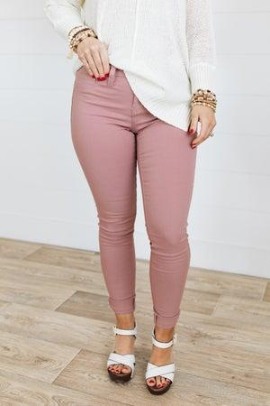 sku19904 | Mid-Rise Hyperstretch Skinny Jean