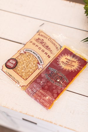 sku17994 | Tri-Pack Microwavable Popcorn - 5.5 oz