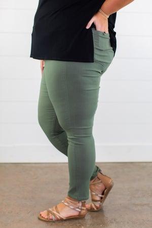 sku15264   Hyperstretch Skinny Jean
