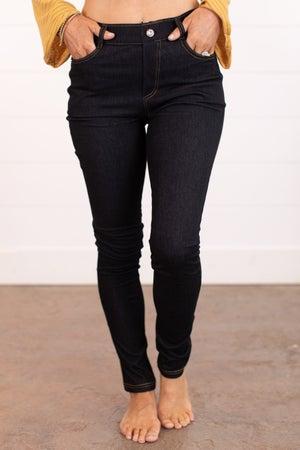 sku16354 | Pull-On Skinny Jeggings