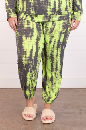sku16917 | Tie Dyed Joggers