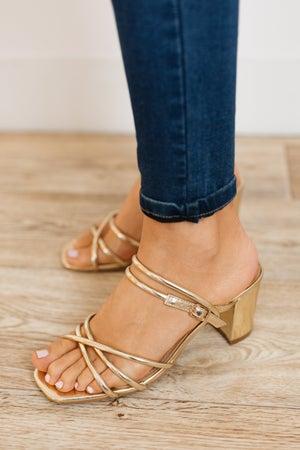sku19346 | Prado Strappy Block Heel Sandal