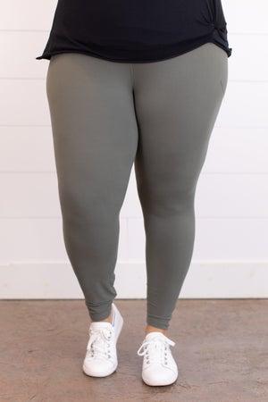 sku17063 | **Daily Deal** Butter Soft Yoga Leggings