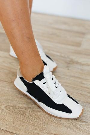 sku21086   Brooke Retro Sneaker