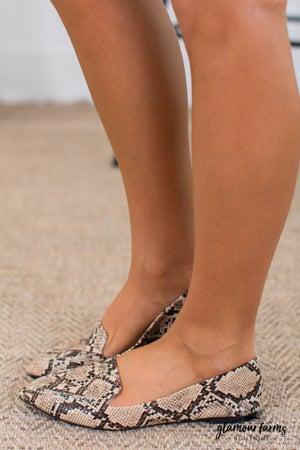 sku14760 | Desert Diamond Slip-On Flats
