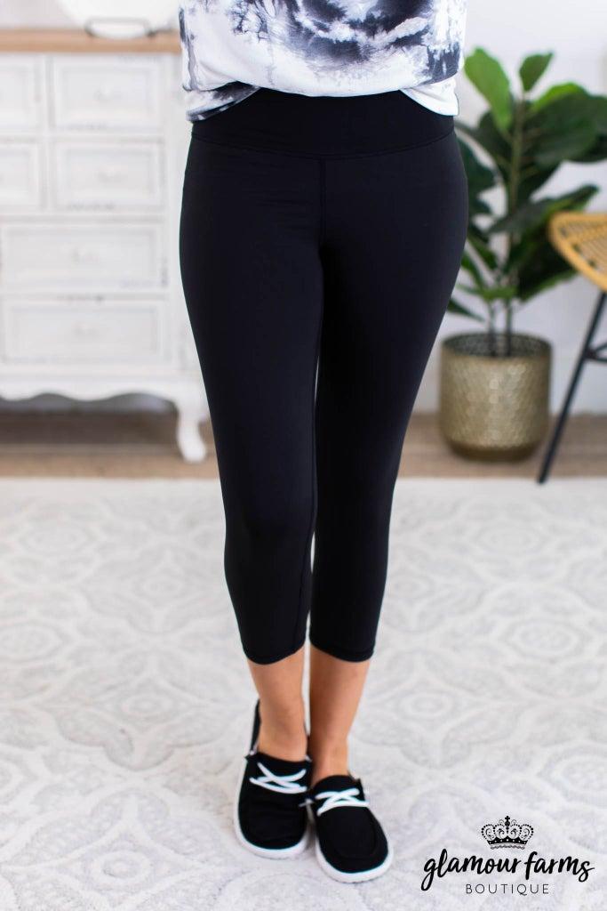 sku11965   **Daily Deal** Capri Yoga Leggings