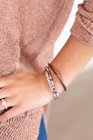 sku15785 | Blessed Bead Bracelet