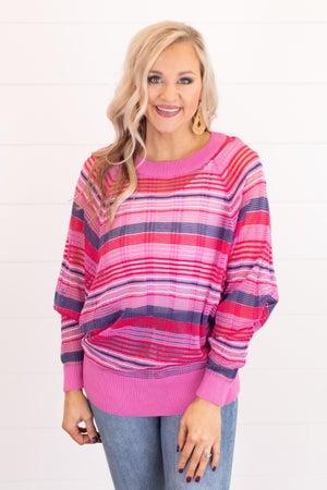 sku13577 | Striped Sweater