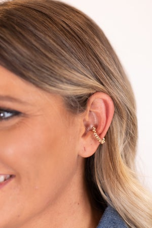 sku17317 | Studded Earring Cuff