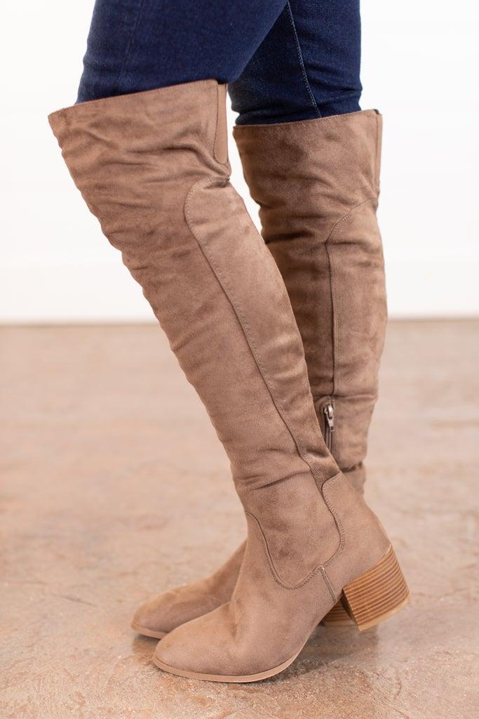 sku16043 | Catherine Knee High Boots