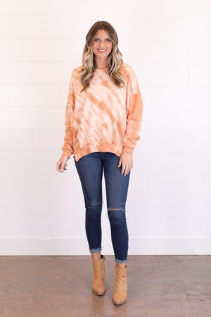 sku17669 | Tie Dyed Sweatshirt