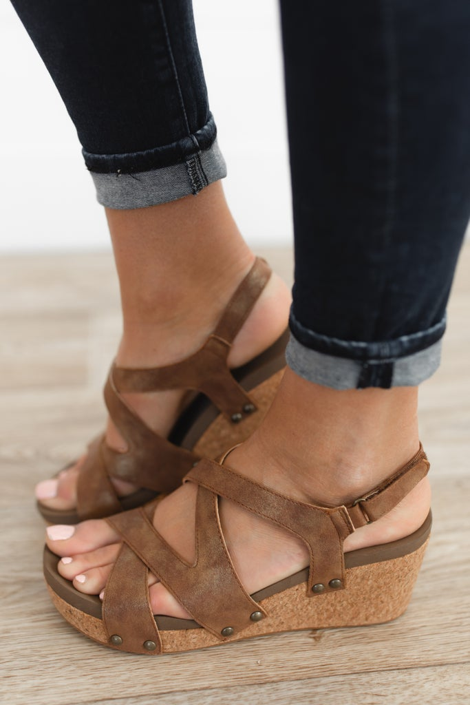 sku18333 | Shore Wedge Sandal