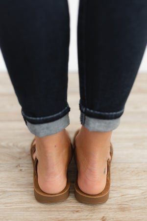 sku12821   Dafne Slide Sandal