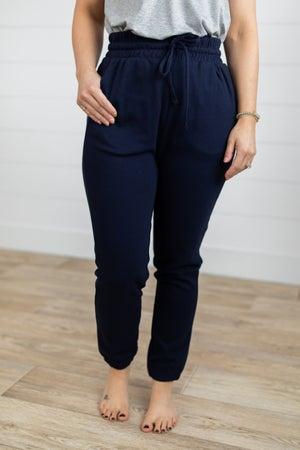 sku18477 | **Daily Deal** Drawstring Jogger Sweatpants