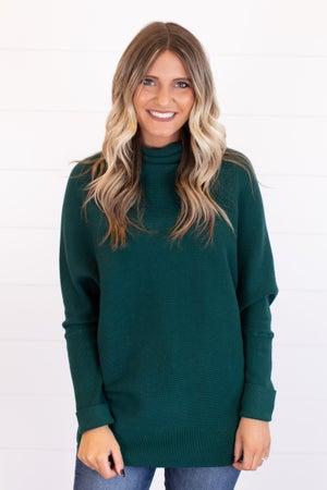 sku16850   Slouch Neck Dolman Sweater