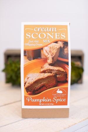 sku17988 | Pumpkin Spice Cream Scone Mix
