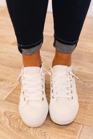 sku19758 | Melondrop Platform Sneaker