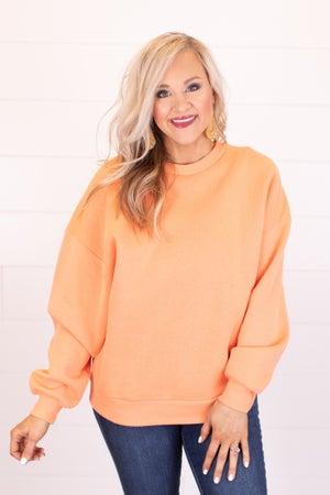 sku17834 | **Daily Deal** Oversized Sweatshirt