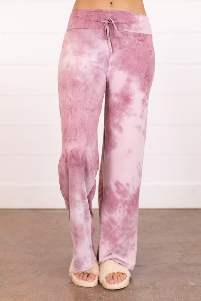 sku16222 | **Daily Deal** Tie Dyed Pajama Bottoms
