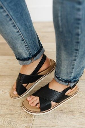 sku21707   Andie Back Strap Sandal