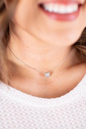 sku17295   Rhinestone Choker Necklace
