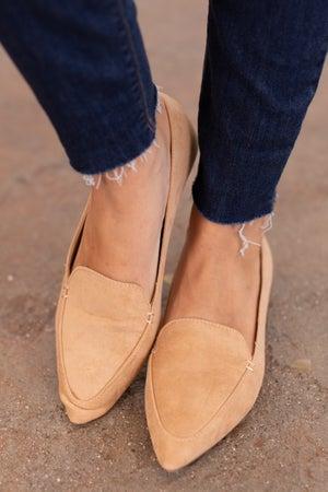 sku16044 | Ariel Pointed Toe Loafer