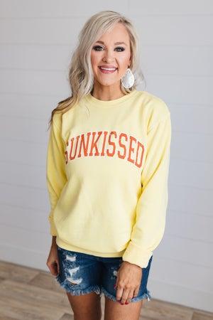 sku19889 | Sunkissed Graphic Sweatshirt