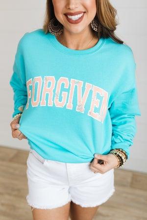 sku20059 | Forgiven Graphic Sweatshirt