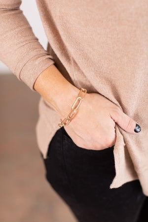 sku17282 | Chain Link Bracelet