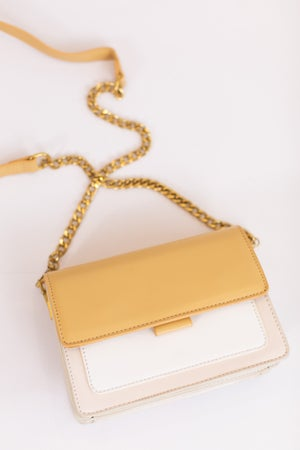 sku16928 | Color Block Crossbody Bag