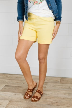sku19963 | Pull-On Woven Shorts